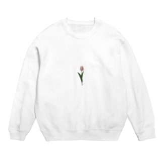 rilybiiのpink × tulip Sweats