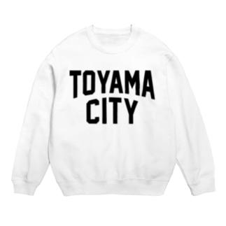 toyama city 富山ファッション アイテム Sweats
