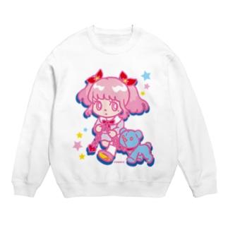 ONNANOKO【Pink】 Sweat