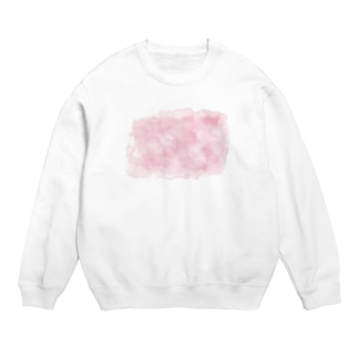 color ピンク Sweat