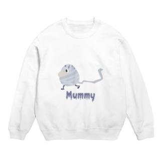 ぐるぐるミイラ Mummy Sweats