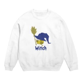 魔女っ子きりん Witch スウェット