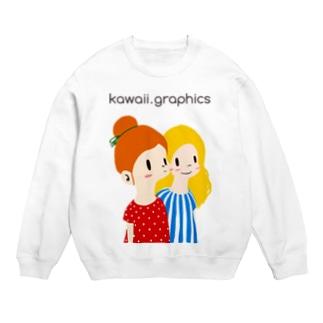 kawaii.graphics スウェット