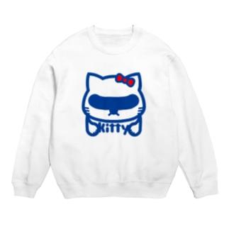 パ紋No.2745 kitty Sweats