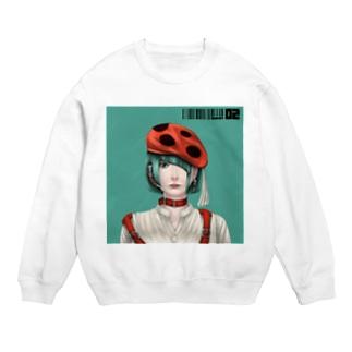 Bugs Girl - No.02 Sweats