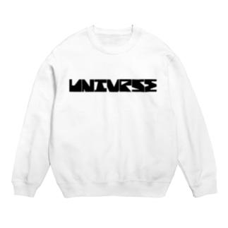 UNIVRSEオリジナルフォント Sweats