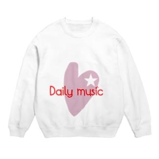 daily music♡ Sweats