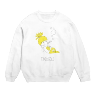 TIMEISGOLD Sweats