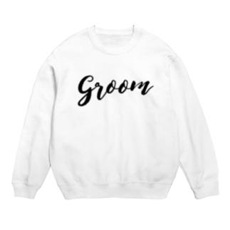 〜 Groom 〜 新郎 Sweats