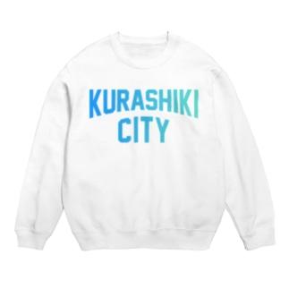 JIMOTO Wear Local Japanの倉敷市 KURASHIKI CITY Sweats