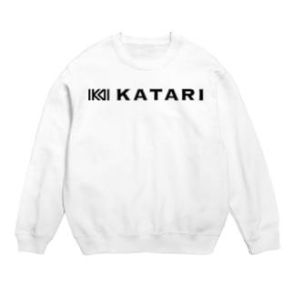 KATARI ロゴ Sweats