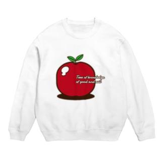 リンゴ風イラスト Sweats