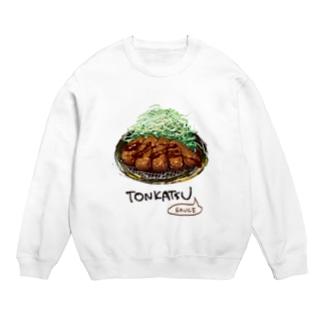 TONKATSU ~sauce  Sweats