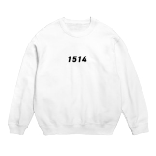 西暦「1514」 Sweats