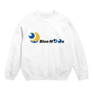 BlueMoonロゴ入り Sweats