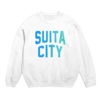 吹田市 SUITA CITY Sweats
