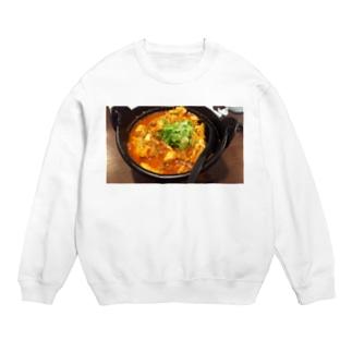 なんか、辛い豆腐 Sweats