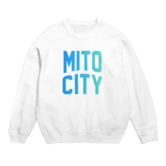 水戸市 MITO CITY Sweats