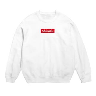 Shirafu QRコード付 Sweats