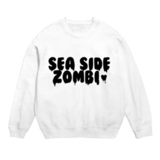 SEA SIDE ZOMBIE スウェット