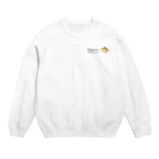 レモンザメ横ロゴ Sweats
