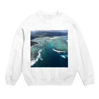 モーリシャスの海中の滝 Sweats