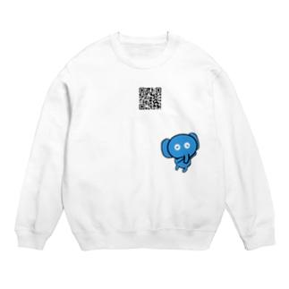 青い象の日常 Sweats