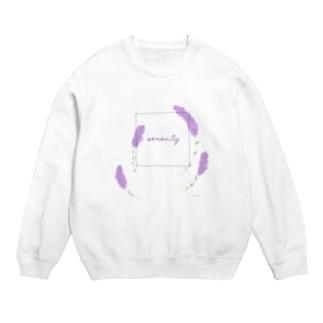 Lavender 🌿 花言葉 Sweats