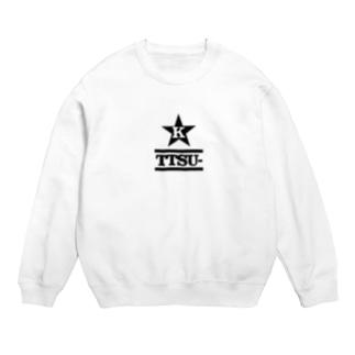 新☆TTSU-ロゴgoods Sweats