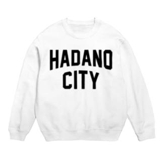 秦野市 HADANO CITY Sweats
