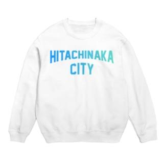 ひたちなか市 HITACHINAKA CITY Sweats
