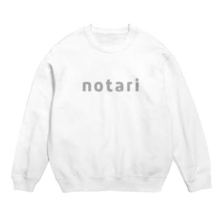 notari スウェット
