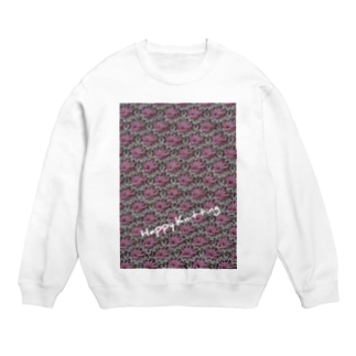 Happy Knitting アスターステッチ Sweats