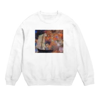 オディロン・レドン / Flower Clouds / 1903 / Odilon Redon. Sweats
