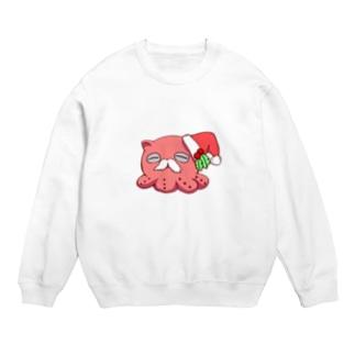 クリスマスメンダコ Sweats