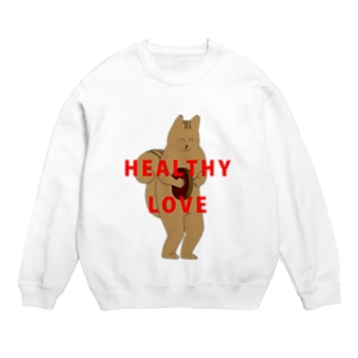 Healthy Love(リス) Sweats