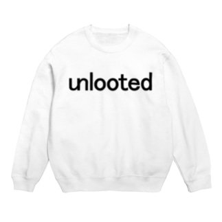 unlooted black Sweats