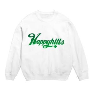 Happyhillsふくおか(緑) Sweats