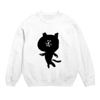 筆猫-fudeneko- Sweats