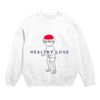 healthy Love(ブレイン) Sweats