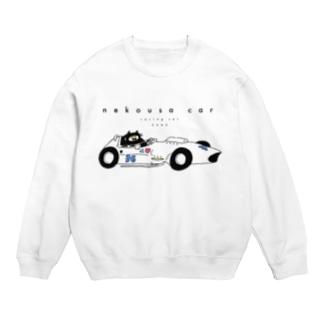 レーシングカー スウェット