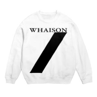 vvhaison/ スウェット