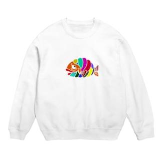 Rainbow Fish  Sweats