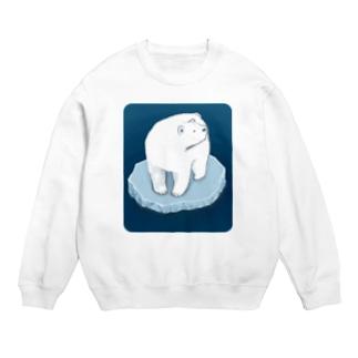 氷とクマ Sweats