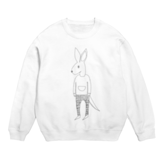 Tommy_is_mozukuのMy  friends kangaroo Sweats