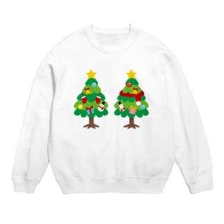 CT88 林さんのクリスマスA Sweats