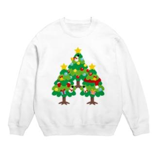 CT89 森さんのクリスマスA Sweats