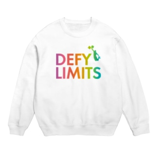 DEFY LIMITS MAN Rainbow Sweat