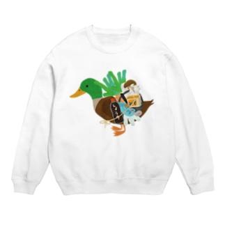 カモネギマスターの雑貨とグッズTシャツ Sweats