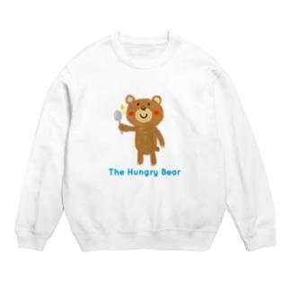 The Hungry Bear ロゴあり Sweats